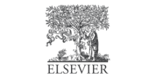 Elsevier logo.